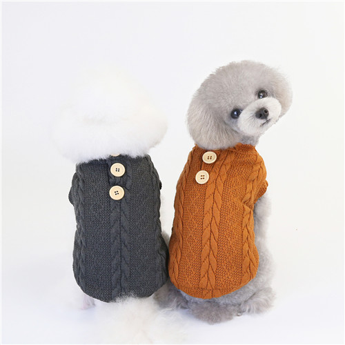 RA2043  Dog Sweater Pet Winter Clothes Apparel Dog Coat Supplier